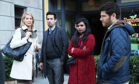 The Mindy Project Review: Color Blind