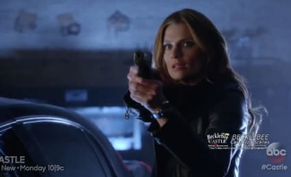 Castle Clips: Becoming the Target