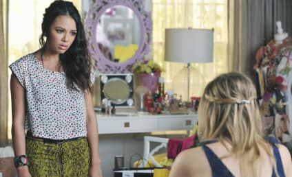 Pretty Little Liars Review: Code of Continued Silence