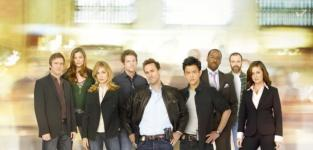 Flash Forward: The First Cast Photo