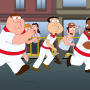 Running of the Bulls - Family Guy