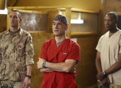 Watch Combat Hospital Season 1 Episode 1 Online