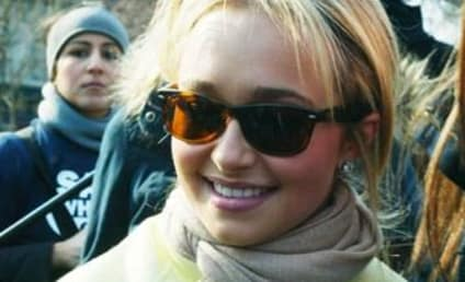 Hayden Panettiere Wants to Save the Whales... Again