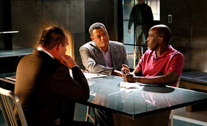 Laurence Fishburne Signs On For More CSI