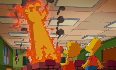 The Simpsons Season 26 Episode 4 Review: Treehouse of Horror XXV