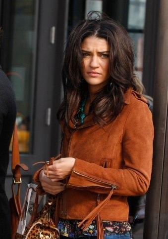 Jessica Szohr: Gossip Girl Fans Relate to Vanessa - TV Fanatic