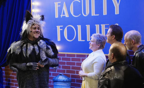 Faculty Talent Show - Modern Family
