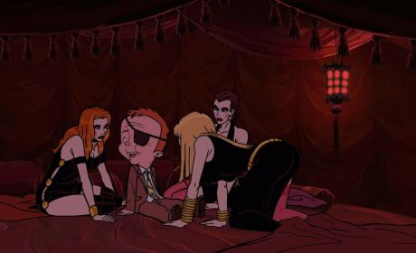 "Venture Brothers Review: ""The Silent Partners"""