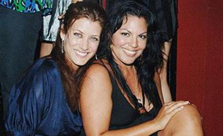 Kate and Sara