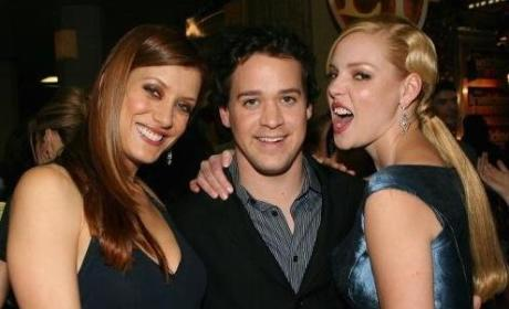 Kate Walsh, Katherine Heigl, T.R. Knight