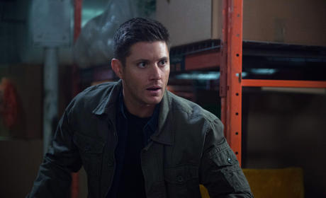 Surprised Dean - Supernatural Season 11 Episode 3