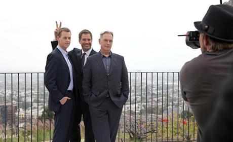 Behind the Scenes With the Cast of NCIS