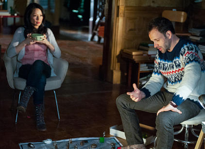 Watch Elementary Season 1 Episode 18 Online