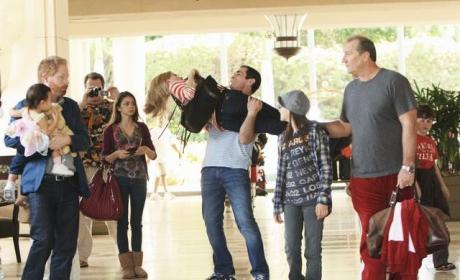 Modern Family First Season Report Card: A