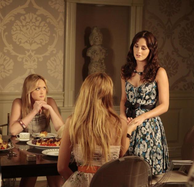 Gossip Girl Season 4 Episode 1 Quotes: TV Fanatic