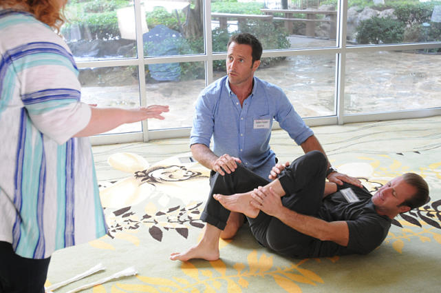 Couples therapy hawaii five 0