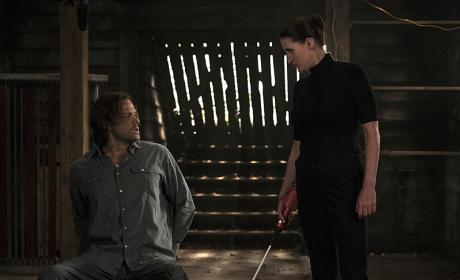 Cattle Prod Much? - Supernatural Season 12 Episode 1