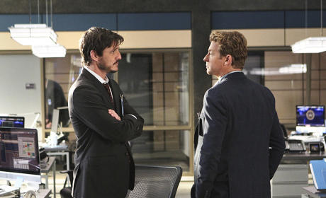 Pike and Jane - The Mentalist
