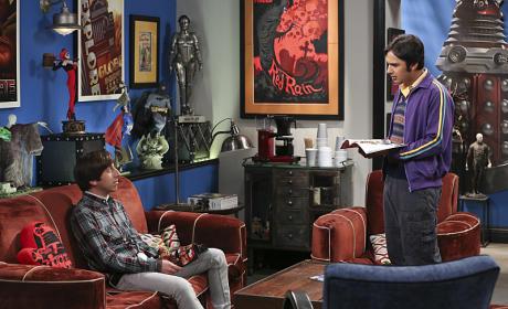 Watch The Big Bang Theory Online: Season 9 Episode 4