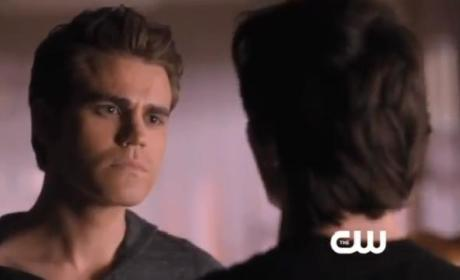 The Vampire Diaries Clip: Breaking News