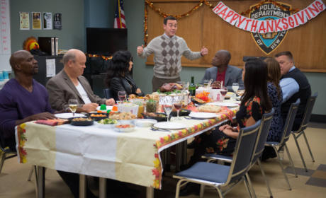 Thanksgiving on Brooklyn Nine-Nine