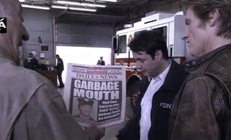 Garbage Mouth Headline