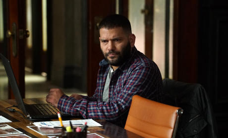 Can Huck Handle This? - Scandal Season 5 Episode 2