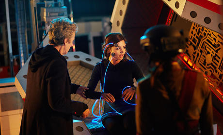 The Morpheus Device - Doctor Who Season 9 Episode 9