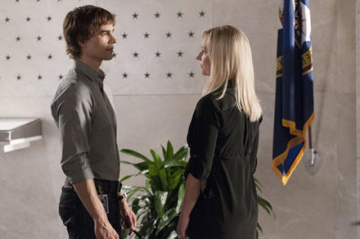 Joan Confronts Auggie