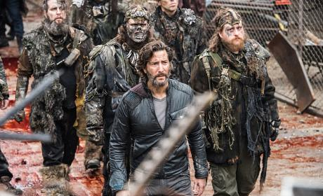 The 100 Season 3 Episode 13 Review: Join or Die