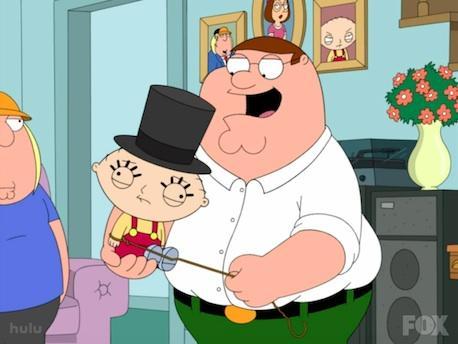 Poor Stewie