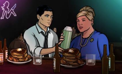 Archer: Renewed for Season 5!