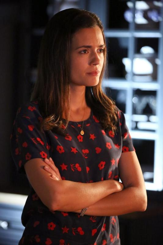 Melissa is Determined - Pretty Little Liars Season 5 Episode 10