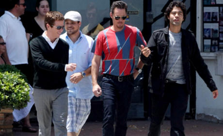 Still to Come on Entourage: Matt Damon, Zac Efron and More!
