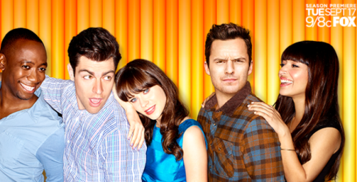 New Girl Cast Shot