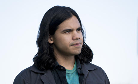 Cisco's on Arrow Season 4 Episode 8