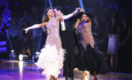 Sadie and Mark's Foxtrot - Dancing With the Stars Season 19 Episode 11