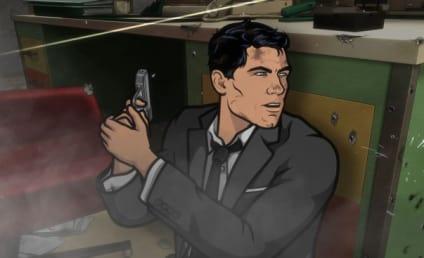 Archer: Watch Season 5 Episode 1 Online