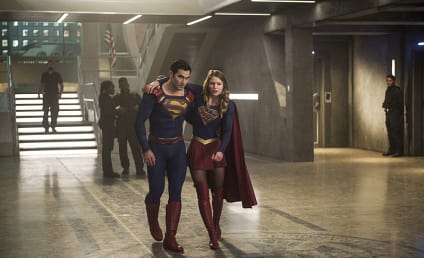 TV Ratings Report: Supergirl Descends