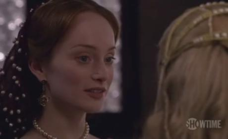 Lucrezia's Wedding Clip: Kissing Training