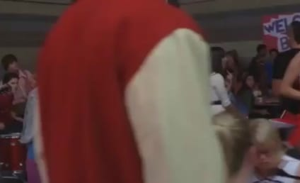 Glee Season 3 Premiere Clip: Who's Got the Beat?