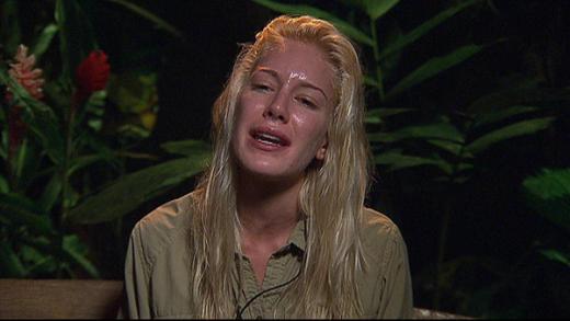 Heidi Montag Bawling