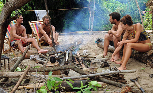 The Murlonio Tribe Relaxes
