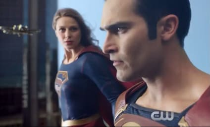 Supergirl Season 2: Superman Makes an Impression!