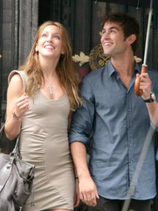 Katie and Chace