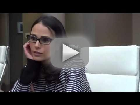 Jordana Brewster Set Interview