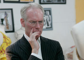 Tim Gunn: Takes Aim at Project Runway, Season Four