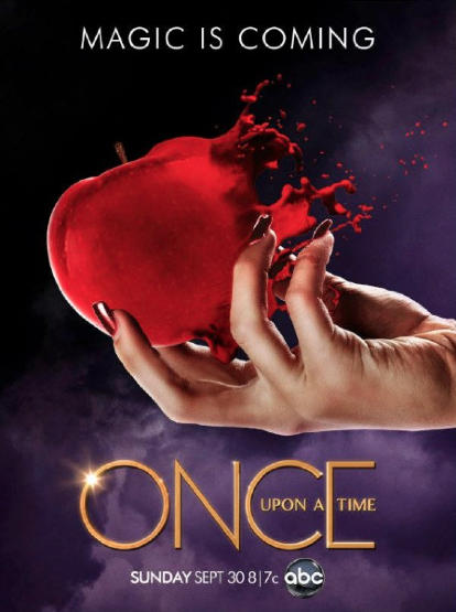 New Once Upon a Time Poster