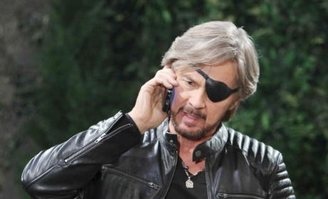 Steve Is On the Hunt - Days of Our Lives