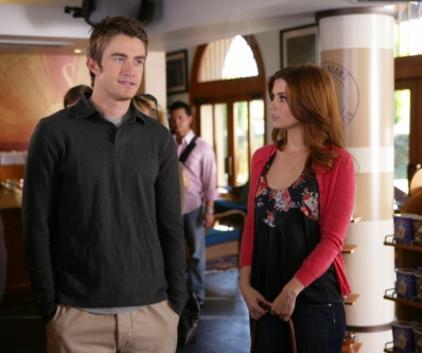 Megan and Robert Buckley